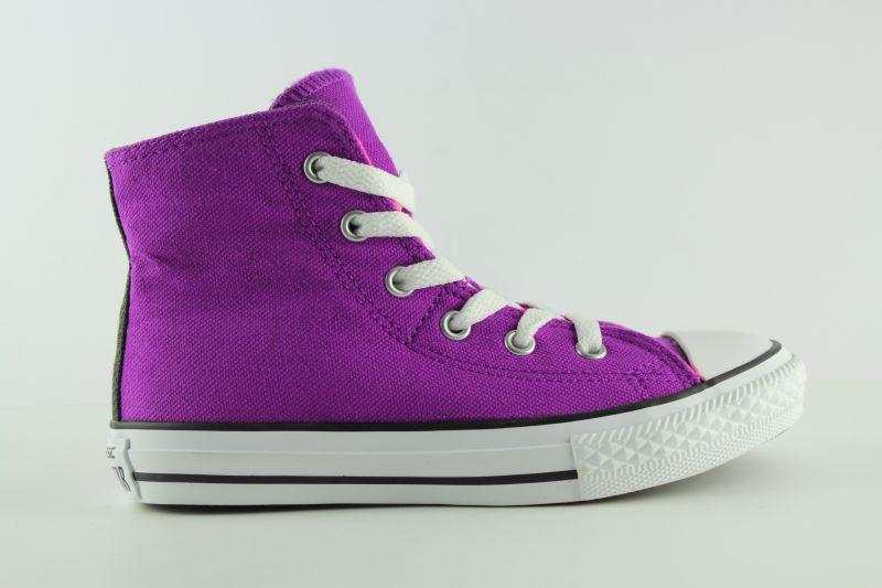 e127 converse chucks all star two fold hi kids purple. Black Bedroom Furniture Sets. Home Design Ideas