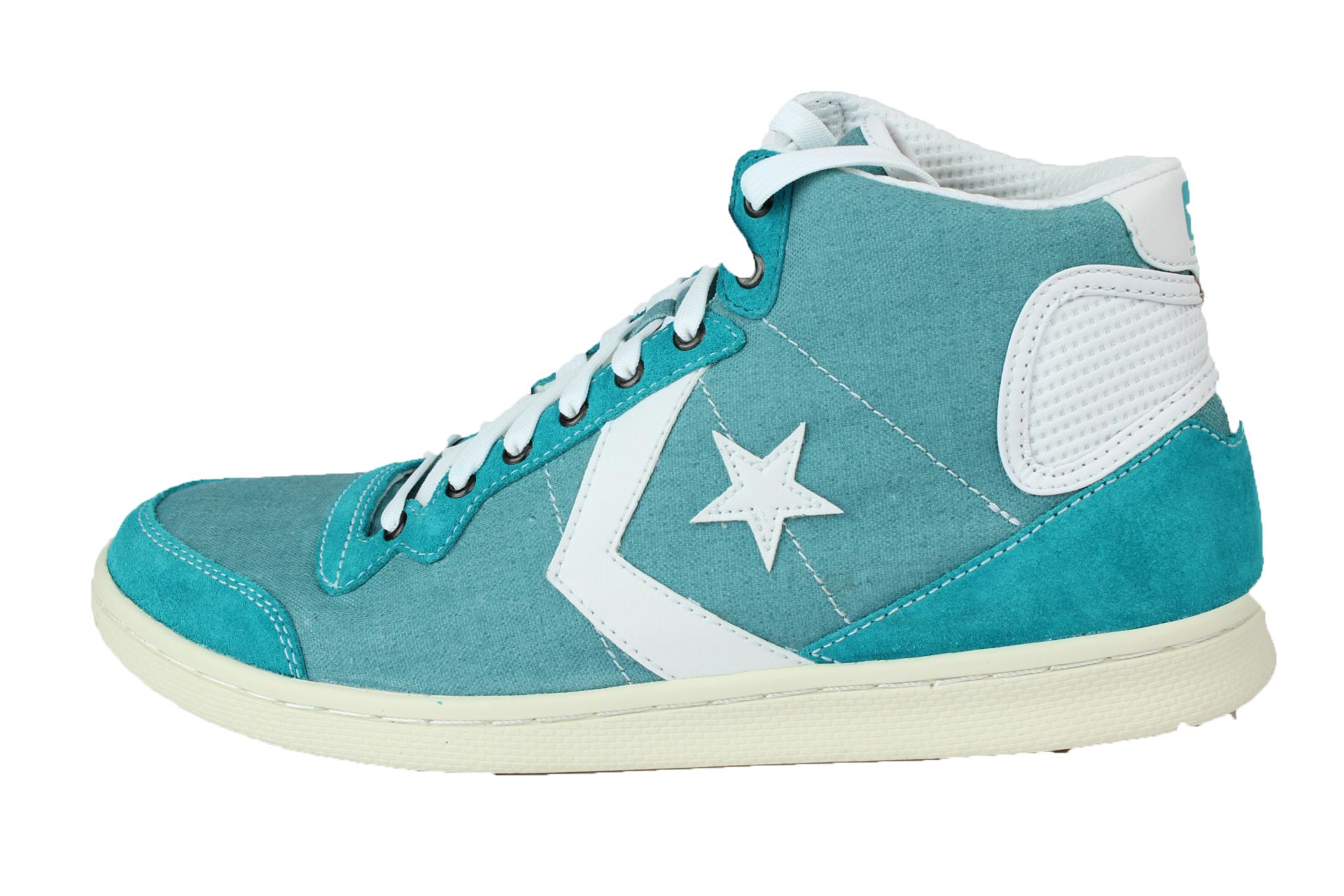 converse fast break mid all star sneaker schuhe gr n gr 42. Black Bedroom Furniture Sets. Home Design Ideas