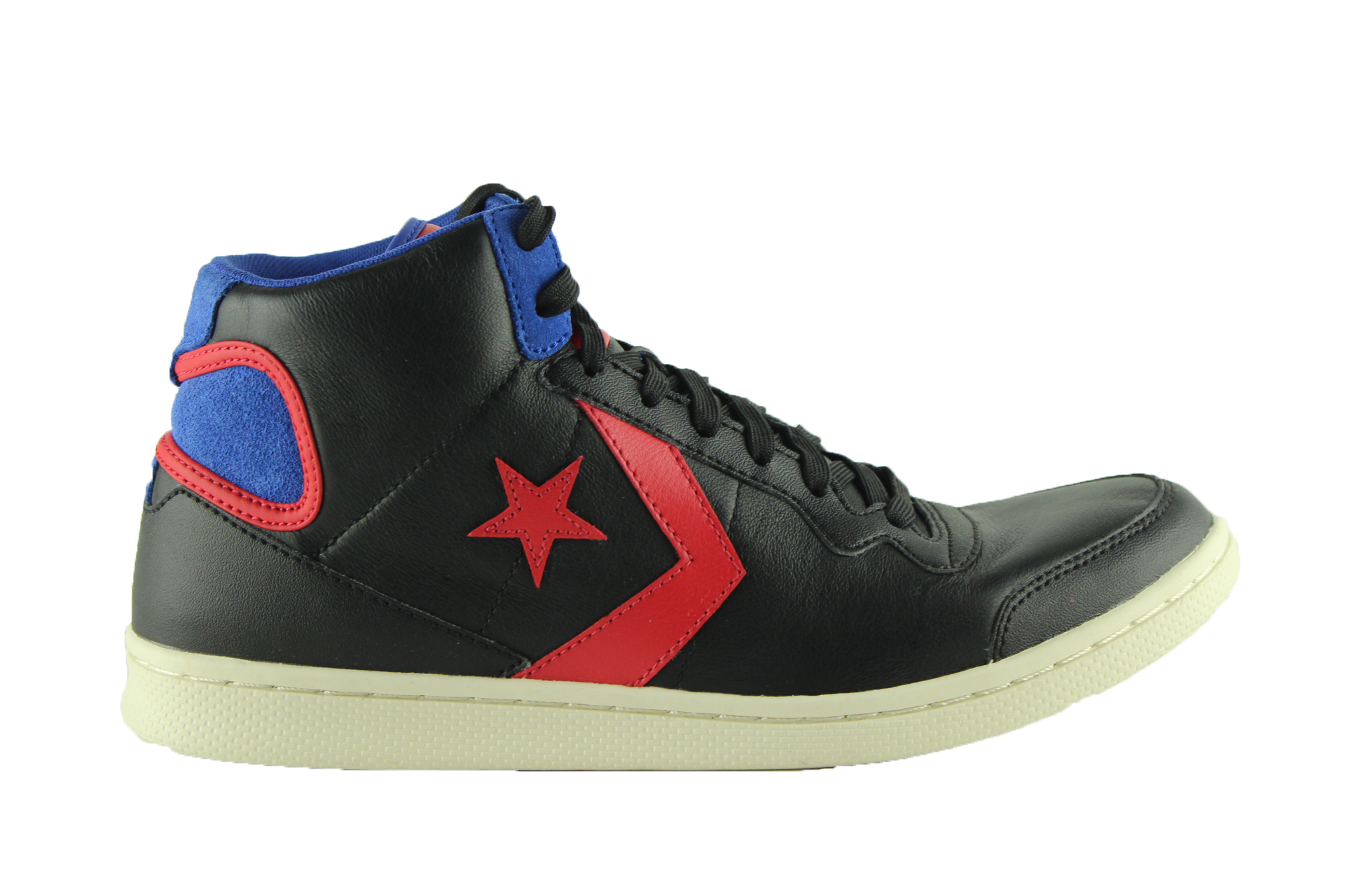 564 converse fast break lp mid shoes black new size 42 5. Black Bedroom Furniture Sets. Home Design Ideas